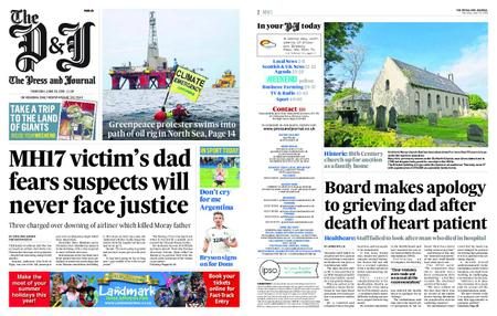 The Press and Journal Moray – June 20, 2019