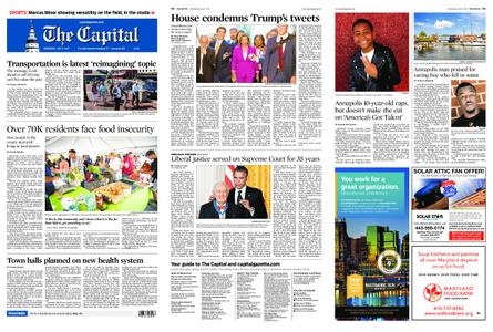 The Capital – July 17, 2019