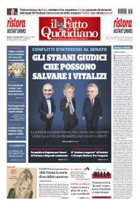 Il Fatto Quotidiano - 01 novembre 2019
