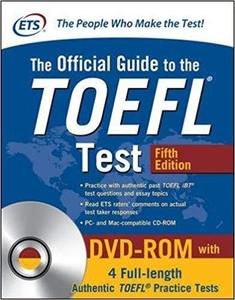 The Official Guide to the TOEFL Test, Fifth Edition