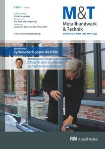 M&T Metallhandwerk - Juni 2020