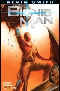 Dynamite-Kevin Smith s Bionic Man Bundle 2012 Hybrid Comic eBook