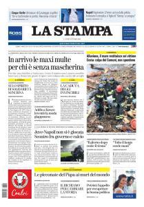 La Stampa Torino Provincia e Canavese - 5 Ottobre 2020