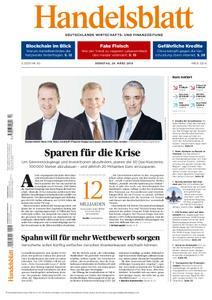 Handelsblatt - 26. März 2019