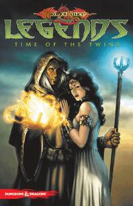 IDW-Dragonlance Legends Time Of The Twins 2016 Hybrid Comic eBook