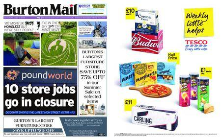 Burton Mail – July 14, 2018