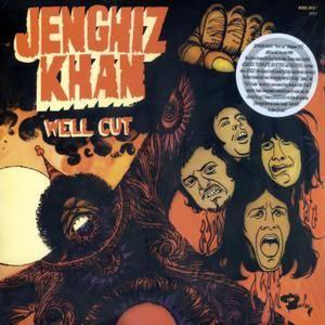 Jenghiz Khan - Well Cut (1970) BE 180g Pressing - LP/FLAC In 24bit/96kHz
