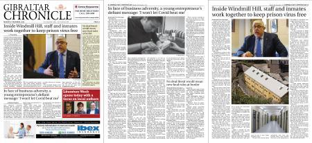 Gibraltar Chronicle – 09 November 2020