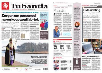 Tubantia - Enschede – 28 maart 2018