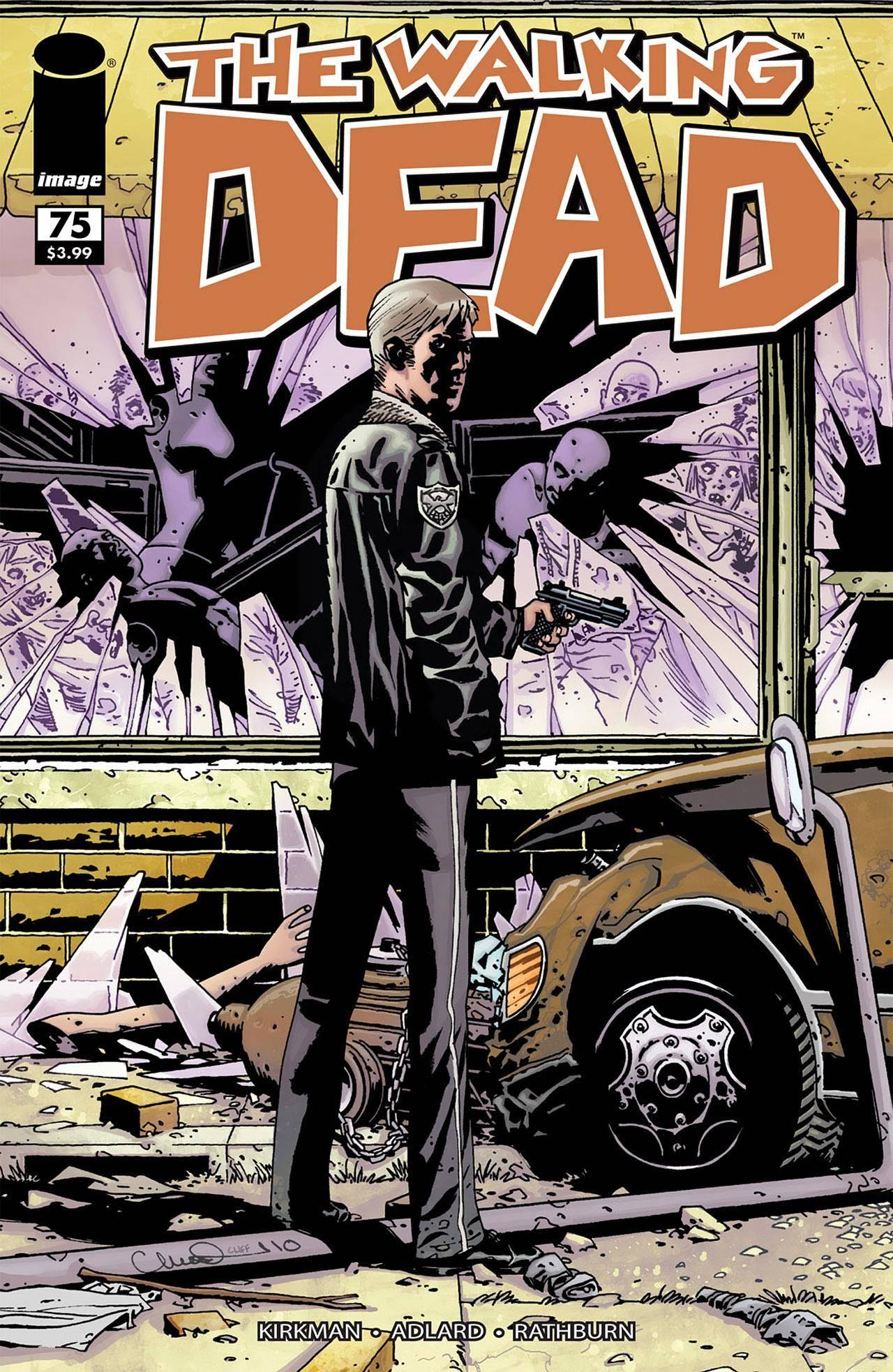Walking Dead 075 2010 2 covers digital