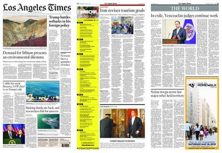 Los Angeles Times – May 07, 2019