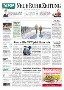NRZ Neue Ruhr Zeitung Essen-Postausgabe - 21. Januar 2019