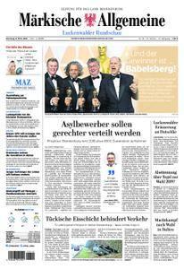 Märkische Allgemeine Luckenwalder Rundschau - 06. März 2018