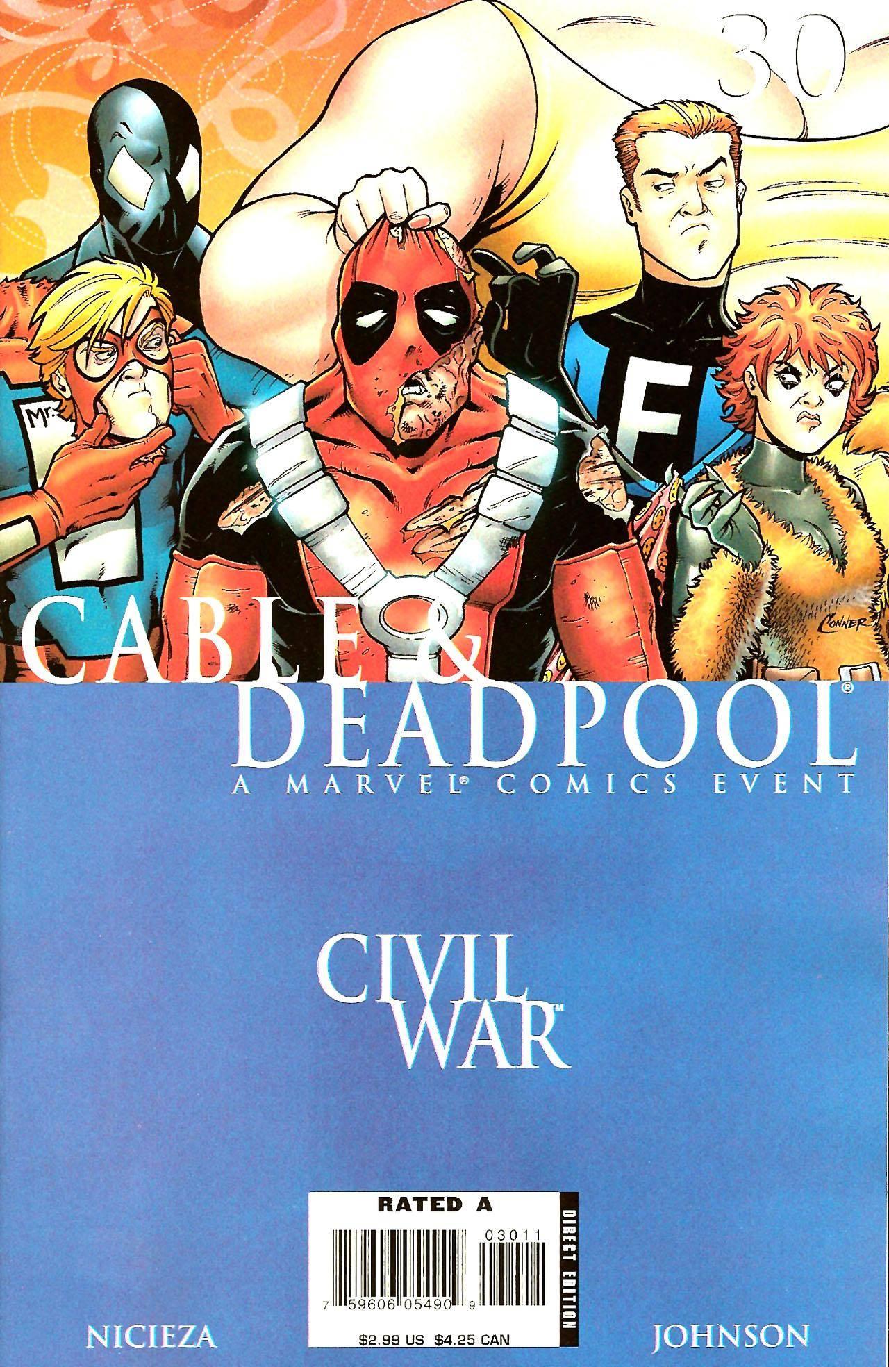 Cable  Deadpool 030