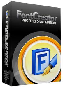 High Logic FontCreator Professional 12.0.0.2546
