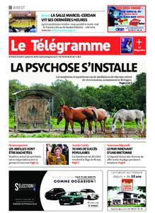 Le Télégramme Brest – 05 septembre 2020