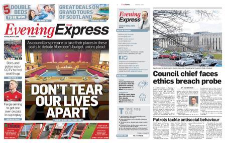 Evening Express – March 05, 2019