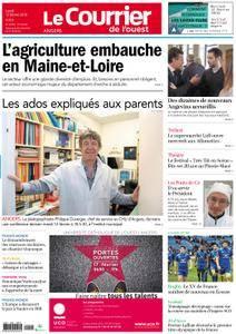 Le Courrier de l'Ouest Angers - 12 février 2018