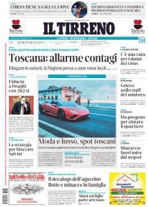 Il Tirreno Livorno - 18 Febbraio 2021