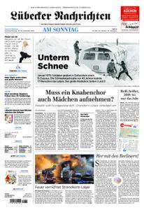 Lübecker Nachrichten Bad Schwartau - 30. Dezember 2018