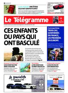 Le Télégramme Brest – 25 janvier 2020