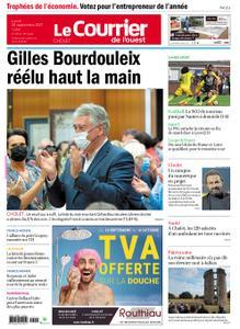 Le Courrier de l'Ouest Cholet – 20 septembre 2021
