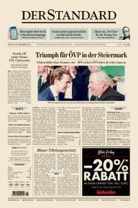 Der Standard – 25. November 2019
