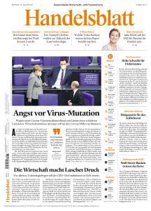 Handelsblatt - 18 Januar 2021