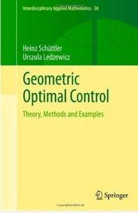 nonlinear geometric control theory - 194×300
