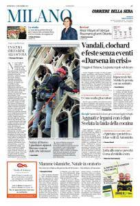 Corriere della Sera Milano - 17 Dicembre 2017