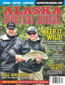Alaska Sporting Journal - July 2020