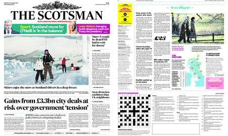 The Scotsman – January 08, 2018