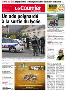 Le Courrier de l'Ouest Cholet – 14 novembre 2020