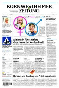 Kornwestheimer Zeitung - 08. März 2018