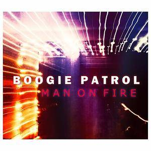 Boogie Patrol - Man on Fire (2017)