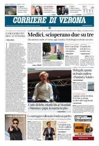 Corriere di Verona - 9 Novembre 2017