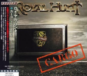 Royal Hunt - Cargo (2016) {Japanese Edition}