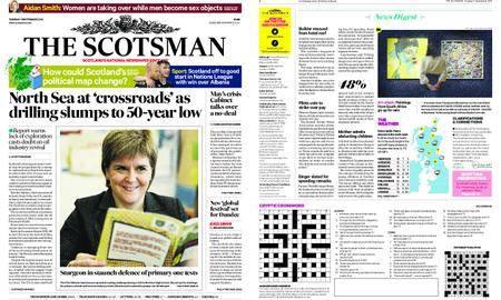 The Scotsman – September 11, 2018