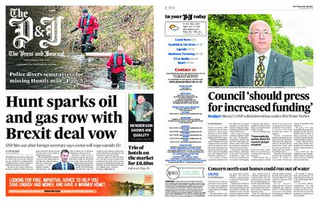 The Press and Journal Moray – March 08, 2019