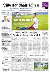 Lübecker Nachrichten Ostholstein Süd - 09. September 2017