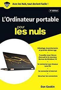 L'Ordinateur portable pour les Nuls poche, 4e édition (POCHE NULS)