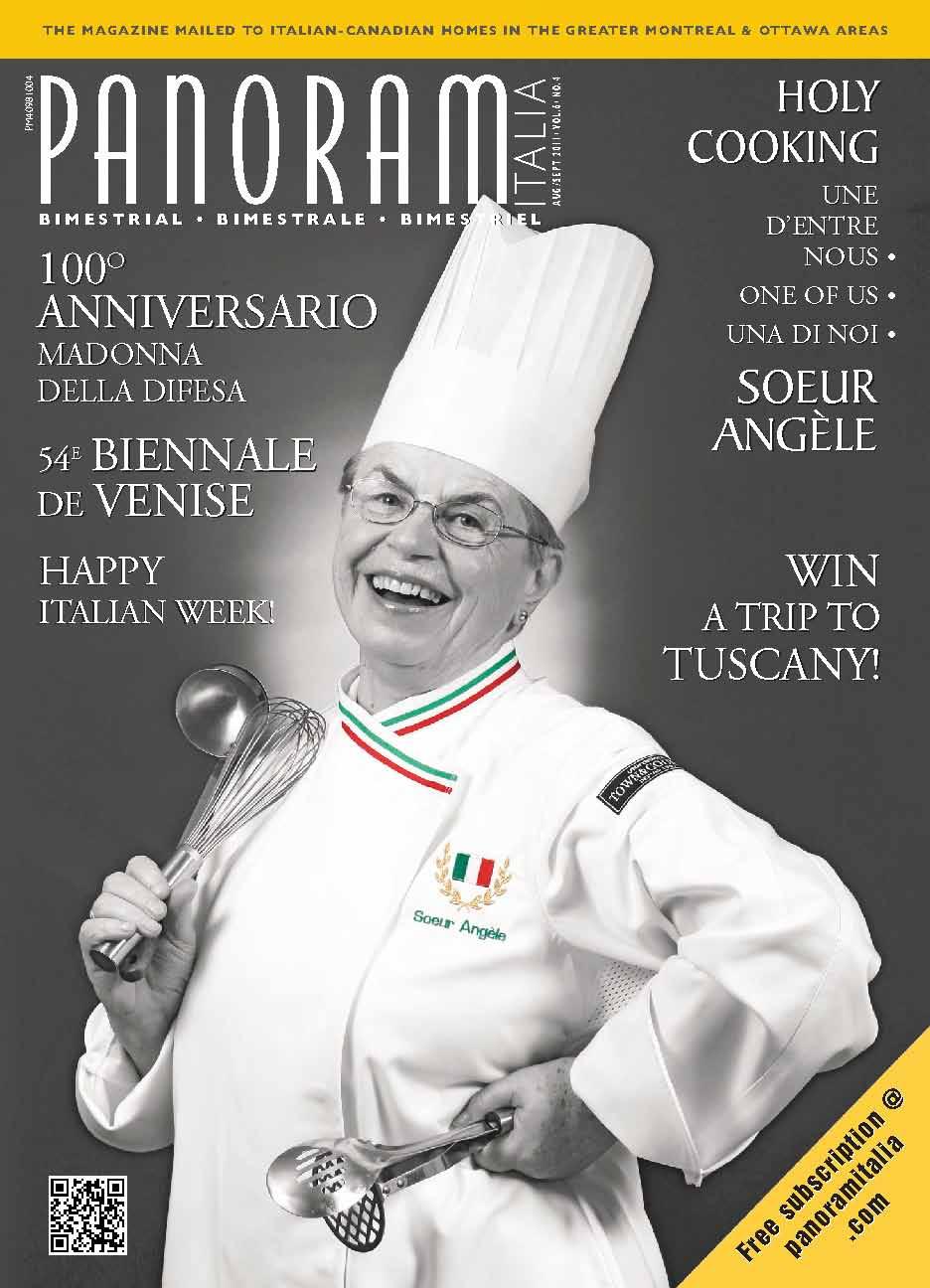 Panoram Italia No.4 August/September 2011