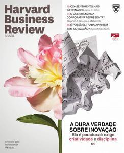 Harvard Business Review Brasil - fevereiro 2019