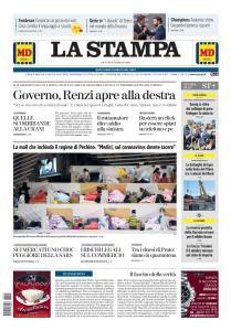 La Stampa Imperia e Sanremo - 20 Febbraio 2020
