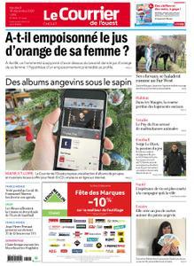 Le Courrier de l'Ouest Cholet – 18 décembre 2020