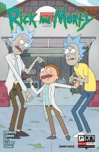 Rick and Morty 003 2015 Digital AnHeroGold-Empire