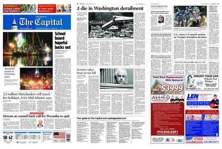 The Capital – December 19, 2017
