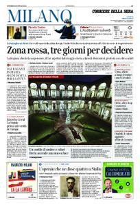 Corriere della Sera Milano – 22 gennaio 2021