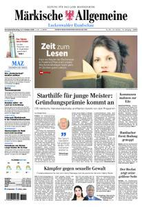 Märkische Allgemeine Luckenwalder Rundschau - 06. Oktober 2018