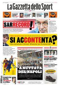 La Gazzetta dello Sport Roma – 08 novembre 2019